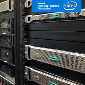 HPE + Intel: Data centers, servidores y SSD